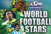 Игровой автомат Top Trumps World Football Stars