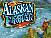 Азартный автомат Alaskan Fishing от Микрогейминг